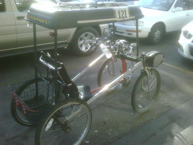 Side By Side Recumbent Bike