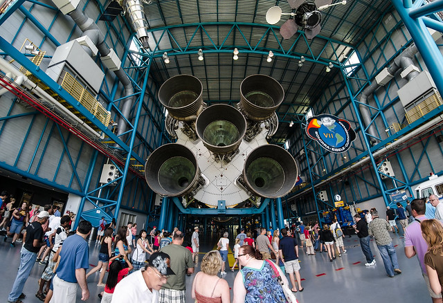 Photo:Saturn V Stage 1 By:camflan