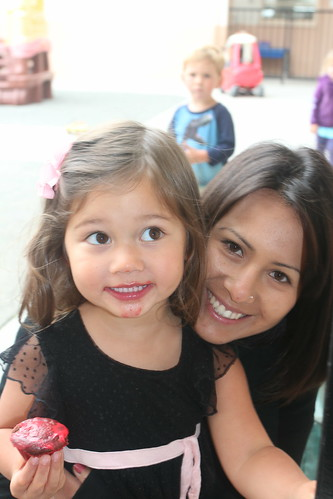mila and teacher lucy