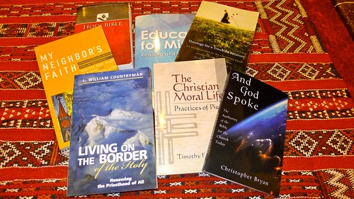 University of the South School of Theology EfM Year 4 Books 2014
