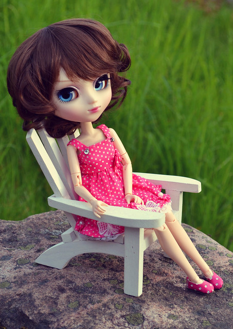 alexia and sunbathing (pullip eos)