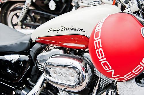 Concentración Harley Davidson Barcelona 2012