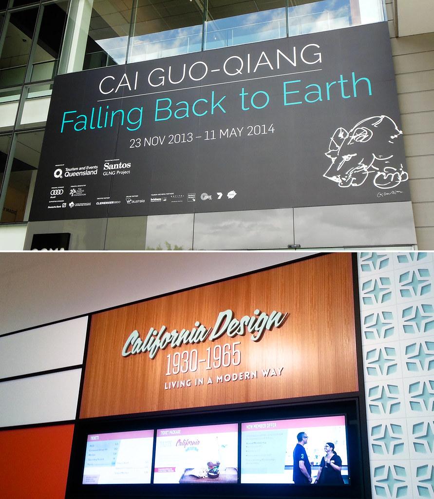 Cai Guo-Qiang and California Design