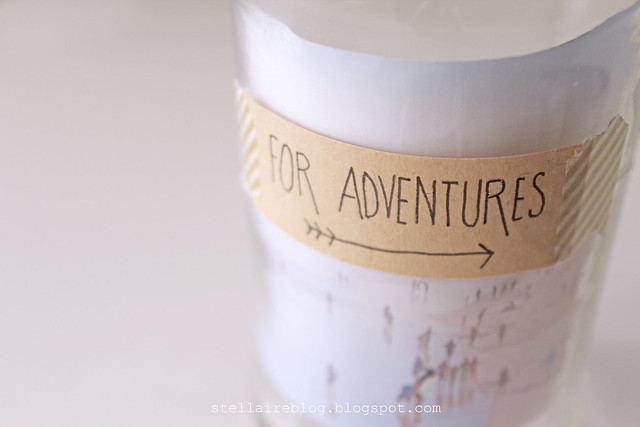 for adventures