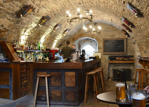 Vaulted Pub Room, The Lord Crewe