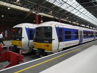 Chiltern Railways 165006 at London Marylebone