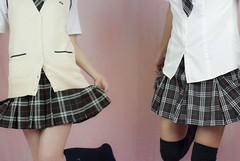 pattern, school uniform, textile, clothing, abdomen, kilt, fashion, skirt, design, tartan, miniskirt, plaid,