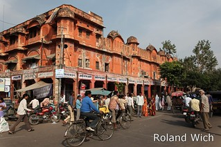 Jaipur - Street Scene
