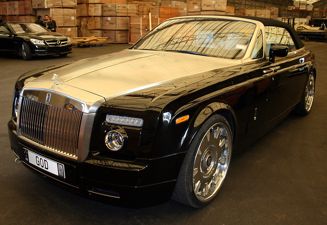 Rolls Royce Phantom Shipped from New Zealand