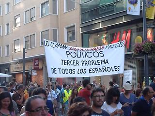 La política española como problema.