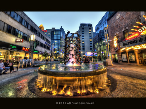 Peace Plaza, Rochester - MN by AB-Photography.us