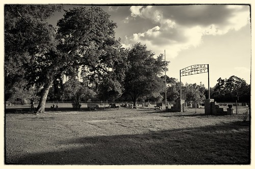 cemetery texas