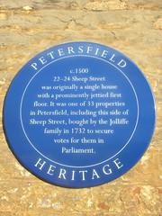 Photo of Blue plaque № 10702