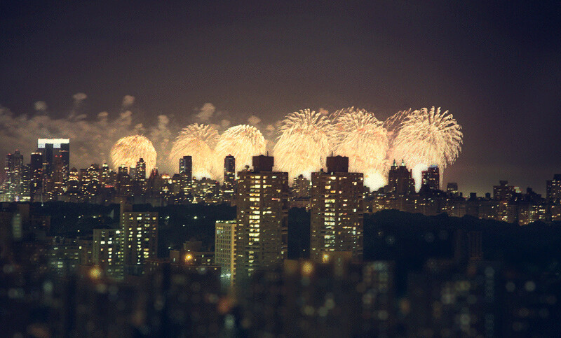 Cinemagraph 'Fireworks'