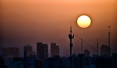 El sol en la bruma - The sun in the fog