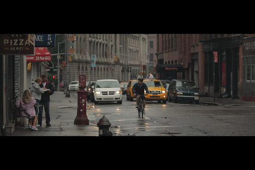 Rainy day in New York #2
