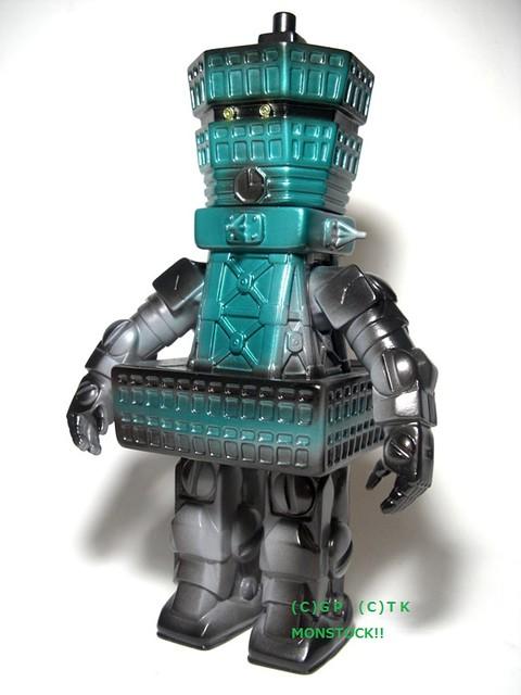 Monstock Tsutenkaku Robo..!!