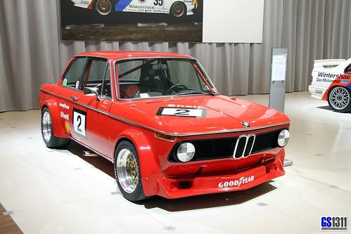 1968 - 1975 BMW 2002 E10