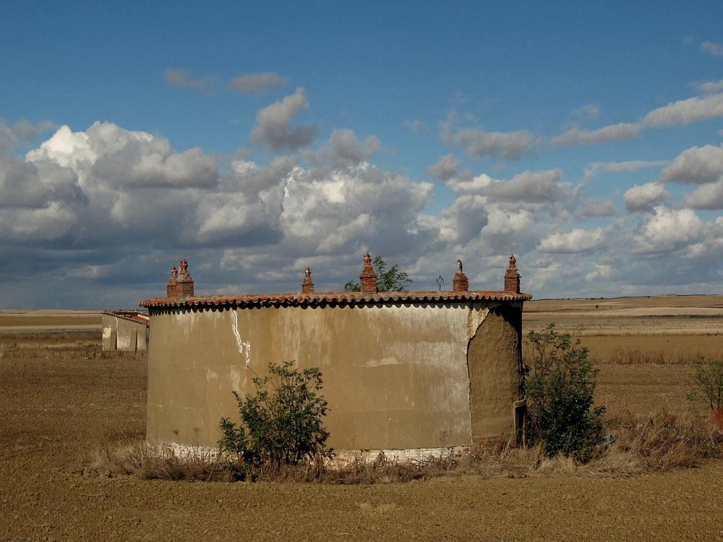 Palomar en Cerecinos de Campos. Fuente