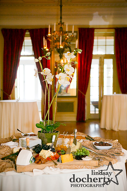 Philadelphia Glen Foerd Mansion wedding venue