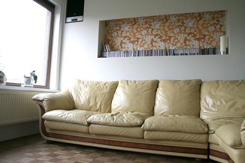lelijke zetel