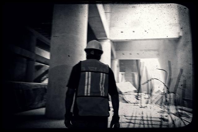 Trabajador del metro