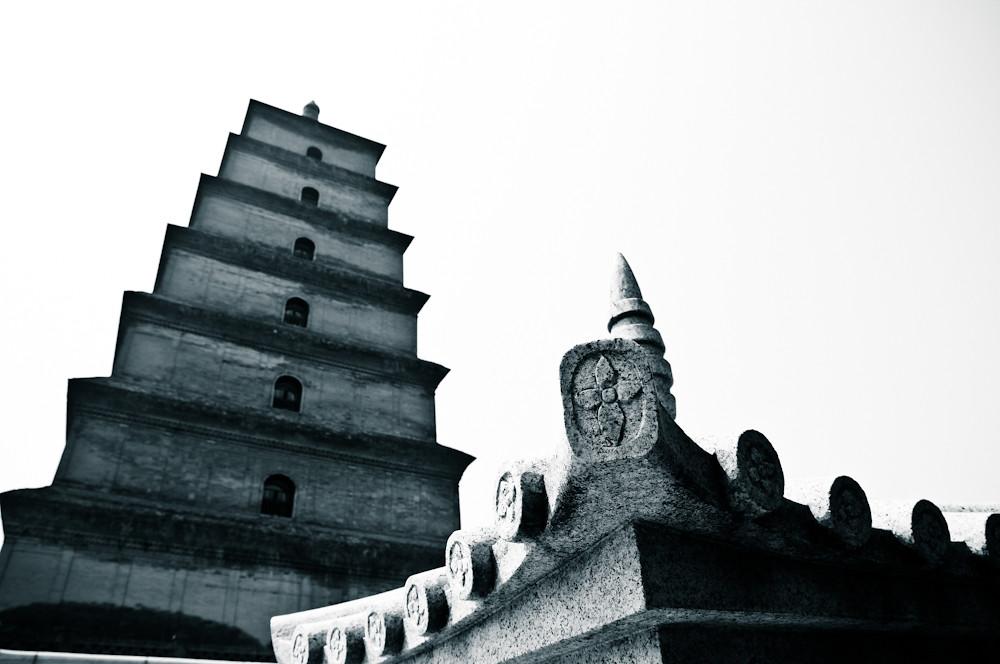 西安~大雁塔