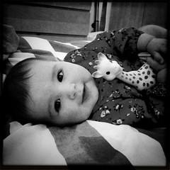 Luciotta sorride