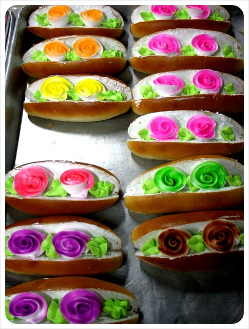 sweet baguettes luang nam tha laos
