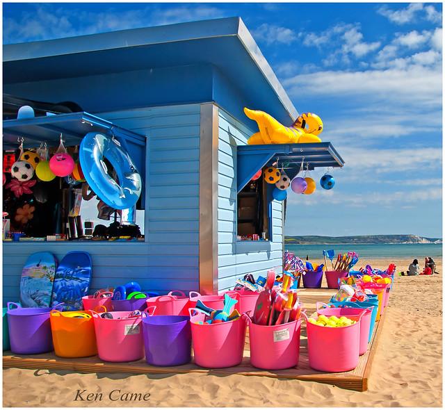 Идея пляжного