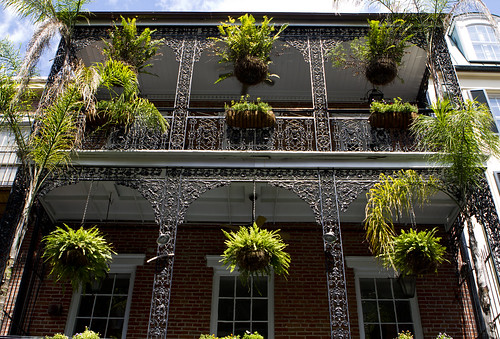 Architecture of the French Quarter by Ricky L. Jones Photography