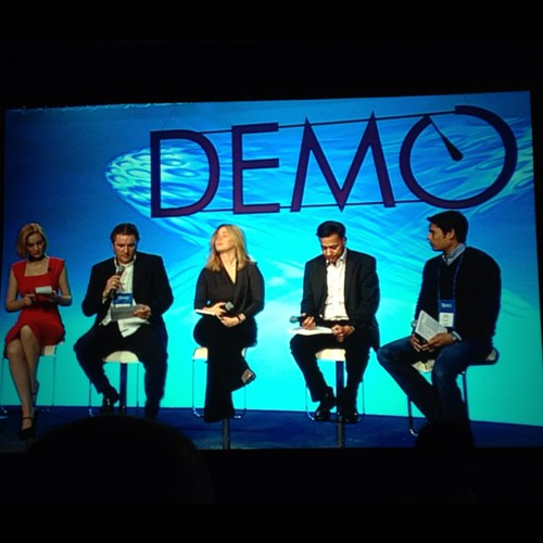 #DEMO2012 Panel