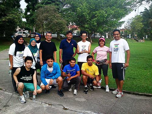 Larian Taman Runners: Park #14