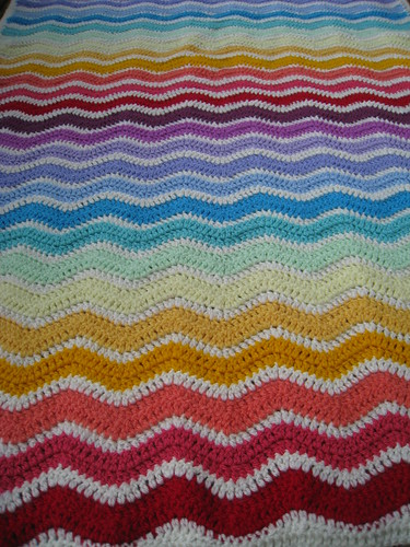 Bubble gum blanket