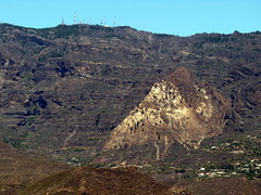 Gran Canaria - Risco Blanco in the Spring