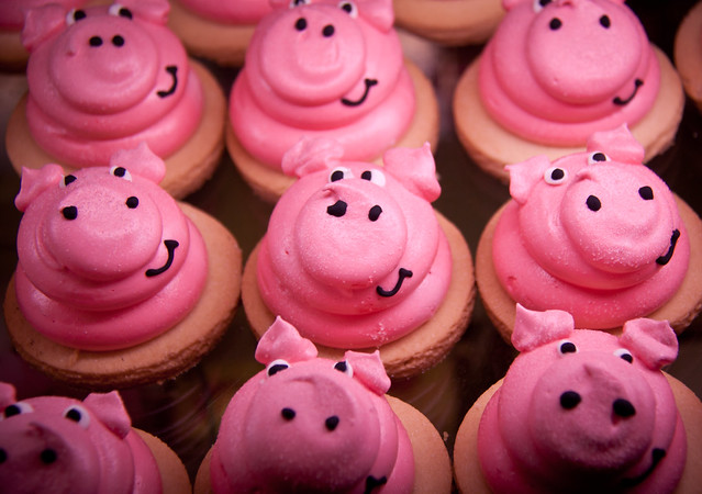 Pink Pig Bakery And Cafe