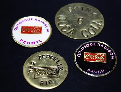 1980s-Metal-Chips-Coca-Cola-Rio-de-Janeiro by roitberg