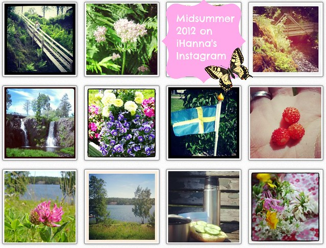 Instagramin' at midsummer