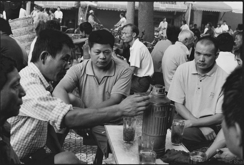 500 Tea Drinkers Part4 Shanghai Zhujing Village 五百茶客 上海 朱泾镇 2005[4]-24