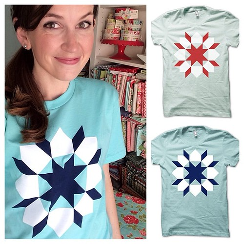 You guys. I'm seriously so excited over here. Swoon shirts!!!!! Ahhh!! Do you know @patchworkthreads yet? Because you should! She's designed all kinds of amazing quilt related t shirts, including these brand new Swoon tees today and has them over in her s