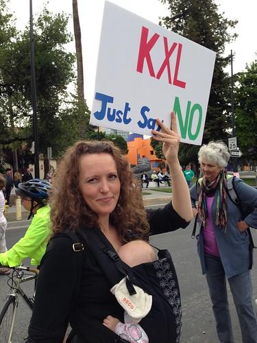 KXL protest, San Jose IMG_2476
