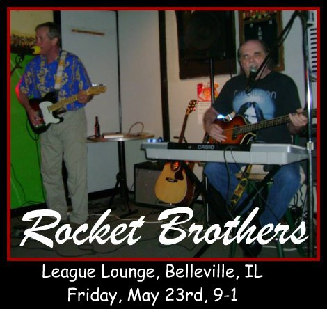 Rocket Brothers 5-23-14