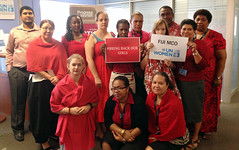 Fiji Multi-Country Office - #bringbackourgirls Day of Solidarity