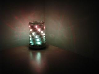 Jam Jar Light