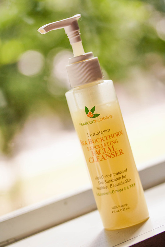 cute & little blog | seawonders skincare review | sea buckthorn