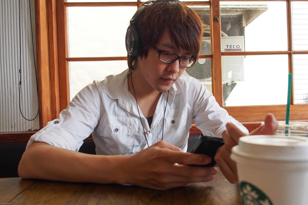 ATH-WS99|虎尾Starbucks