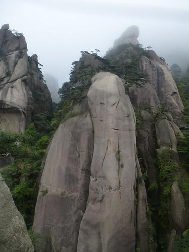 Jiangxi-Sanqing Shan-1 sentier de l'est (56)