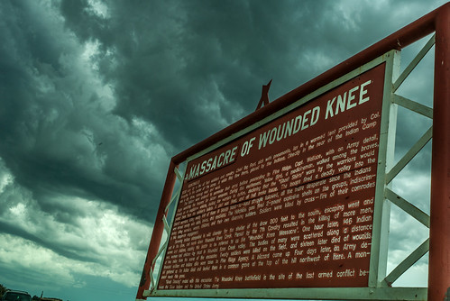 Wounded Knee South Dakota