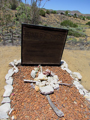 Acton Cemetery; Acton, California