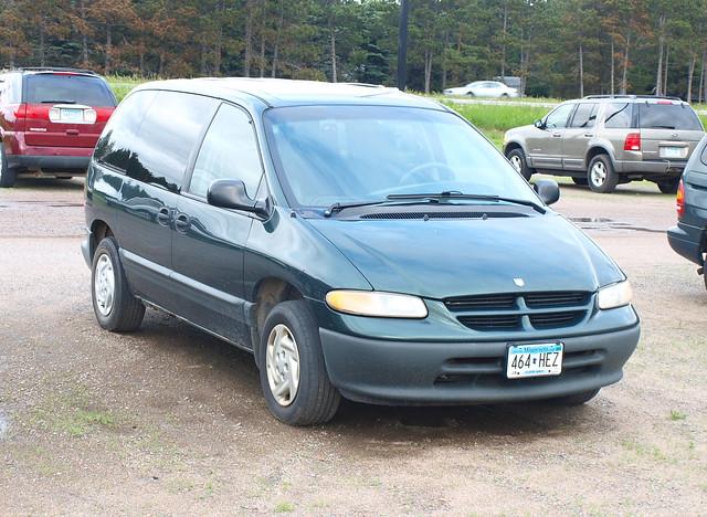 Dodge Caravan (Gen3)